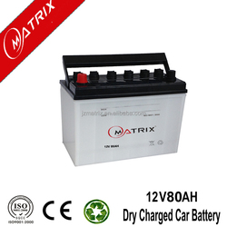 12V 90 AH car battery charges