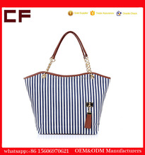 Handbag manufacturers china shoulder canvas tote bag online shopping india