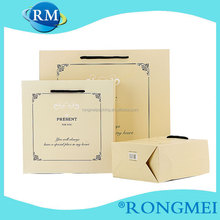 gift promotion paper shopping bag