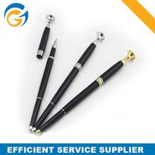 Magnetic Cap Pen Hot Selling Elegant Metal Stand Ball Pen