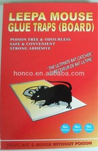 Powerful hot selling Mouse & rat glue traps making animal traps