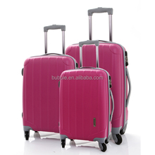 BUBULE Trolley Luggage for Business and Travel Pure PP luggage sets