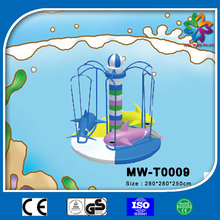 inflatable water park equipment,attactive amusement rides,inflatable dolphin