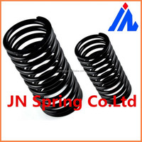 High quality hardness black color spring small coil compression spring