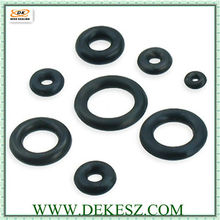 Hot-sale good price AS568 black rubber o ring,Factory/ISO9001