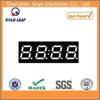competitive price led digital table clock display