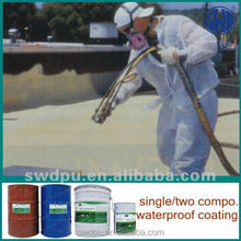 210L waterproof heat reflective roof coatings