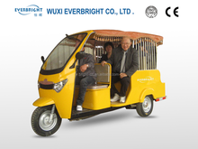 60v1000w passenger used electric mobility tricycle for sale