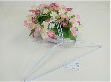 """16"""" Custom Power Coatedl Wire Clothes Hangers For Sale"""