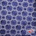 2015 china wholesale sequin tecido bordado roxo de lantejoulas frisado laço de tecido