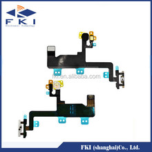 Switch on/off power flex ribbon cable for iphone 6 4.7'
