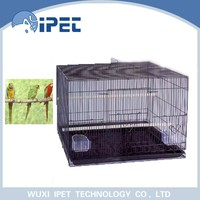 China folding wire mesh bird breeding cage