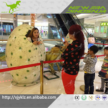 Big Animatronic Dinosaur Eggs For Exhibition in Mall