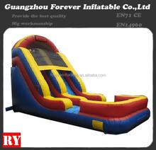 Backyard Rainbow Large Inflatable Pool Slide