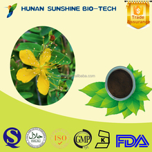 St.John's wort Extract 0.3% Hypericin Pure Natural For Prevention Depression