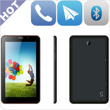 New 7inch MT8312 Dual core Bluetooth and 3G phone tablet pc sim card