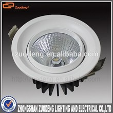 new design dimmable led downlight/ CE approval led downlight 30w led downlight