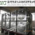 galvanizado de alta calidad de acero del perno conectado el tanque de agua