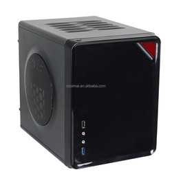 Micro Computer Case Cube Case Desktop PC Case