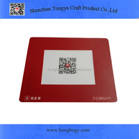 Creative photo insert stand mouse pad