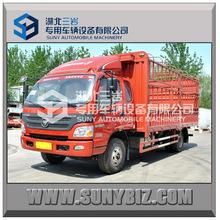 FOTON 4x2 livestock food truck animal transport stake truck