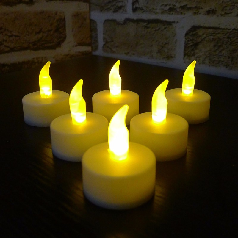 mini en plastique led tea light candle bougie id de produit 60387186902. Black Bedroom Furniture Sets. Home Design Ideas