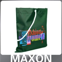 guangzhou durble polyester foldable shopping bags