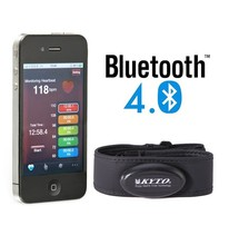 HRV heart rate monitor Bluetooth 4.0 chest strap get real time heart data HRM-2830