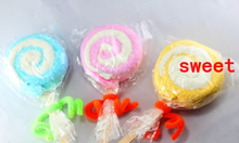 Hot Sale Lollipop Gift Towel