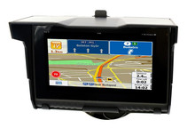 """2015 newest 5"""" inch waterproof gps/gsm waterproof motorcycle GPS navigator/waterproof motorcycle GPS navigation"""