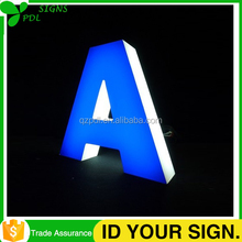 High Bright Advertising Energy Saving Big Light Letters