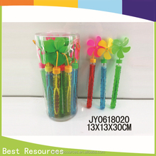 Super quality windmill bubble water for best selling /12pcs