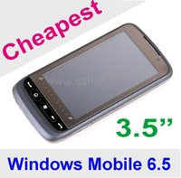 Cheapest 3.5 inch Window Mobile GPS GSM / GPRS PDA MID UMPC Tablet PC pocket pc Computer with windows mobile 6.5 OS GPS GSM GPRS