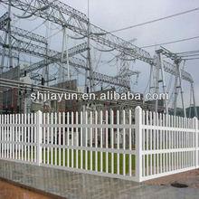 customized 6063 aluminum border fence used for led light