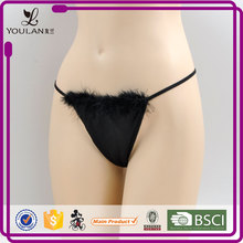 2015 New Arrival Seductive Sexy Comfortable Hot Women Wearing Sexy G String Thongs