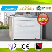 Low price easy build CE certification prefab car garage