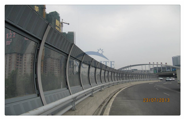 Acrylic Noise Barrier For Highway Soundproof Panel For Railway Buy Sound Barrier Panel Acrylic