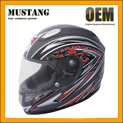 Popular Low Price DOT Double Visors Approved Motorbike For Sale