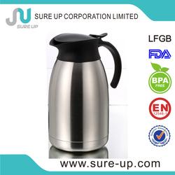 Newly Luxury Design stainless steel tea pot popular in coffee shop (JSUF)