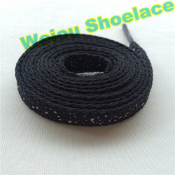 Weiou flat shoelace checkered crazy laces awesome shoe laces