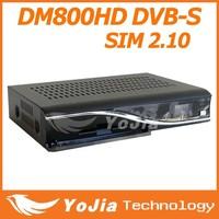 Satellite TV Recever DM800 hd With Sim 2.10 M Tuner Dreambox