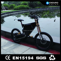 dropship 5000w full suspension electric bicycle spokes