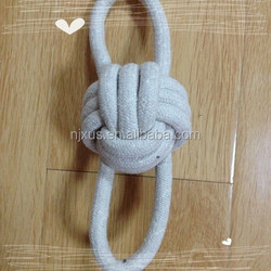 Rope toy pet for dog training