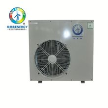 hot sell small unit high cop and low noise air source heat pump CE CB