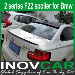2014 2 series F22 ABS trunk wing lip spoiler for Bmw F22 228i M235i 220I car spoiler