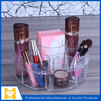 New product acrylic new cosmetic organizer makeup drawers display