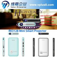 Vplus DLP02 best pico ohp snowflake the mini movie pocket projector