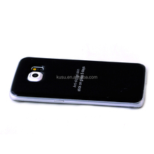 Cheap custom cell phone skin sticker for samsung s6 edge
