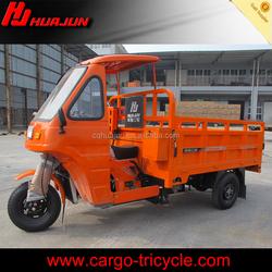 Enclosed high speed trimoto de carga