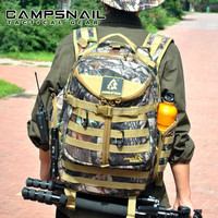 2015 Outdoor men hiking backpack, super Large capacity tactical backpack, military camouflage Hunting camping backpack gear